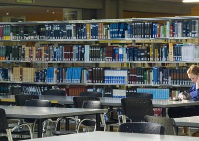 Biblioteca de Ciències.