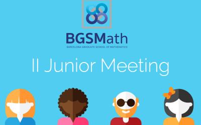 II BGSMath Junior Meeting