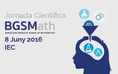 Jornada Científica BGSMath