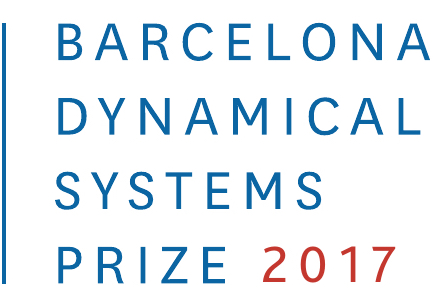Barcelona Dynamical Systems Price 2017