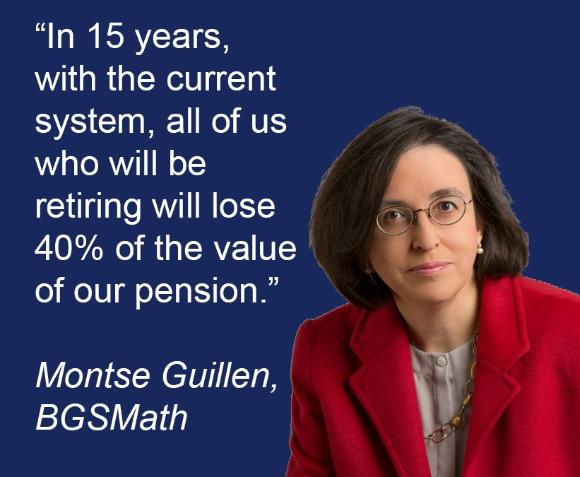 """""""Your best asset is you."""" The expert warns: pensions will inevitably be lower in the future"""