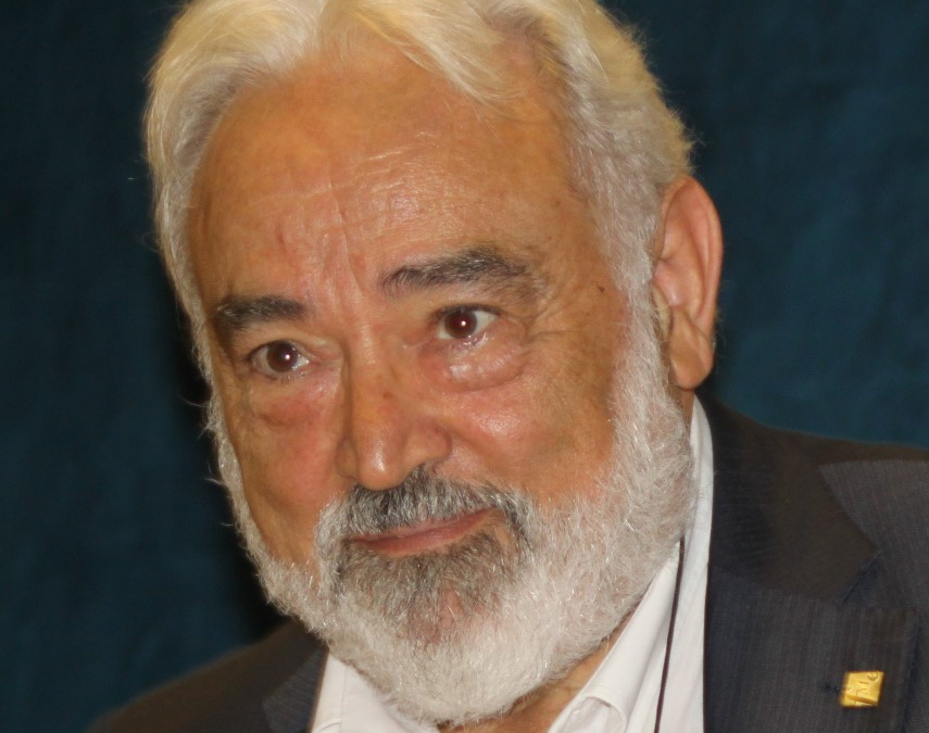 Sebastià Xambó, professor of the UPC, awarded by the Real Sociedad Matemática Española