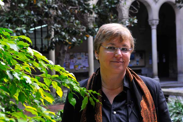 Professor Carme Cascante (Universitat de Barcelona), appointed as new Director of the BGSMath